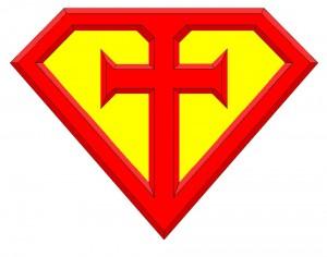 jesus superhero